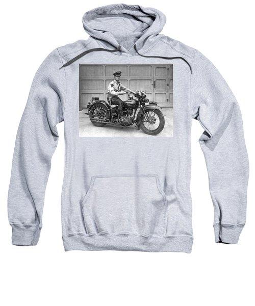 New Jersey Motorcycle Trooper Sweatshirt