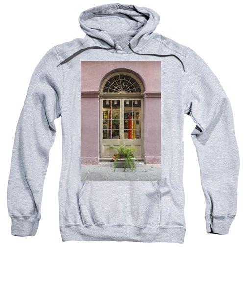 French Quarter Doors14 Sweatshirt
