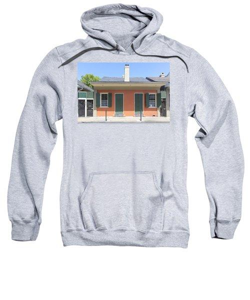 New Orleans Architecture 23 Sweatshirt