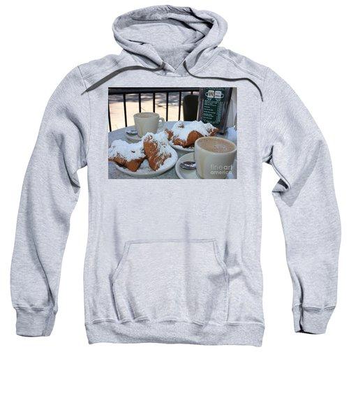 New Orleans Breakfast Sweatshirt