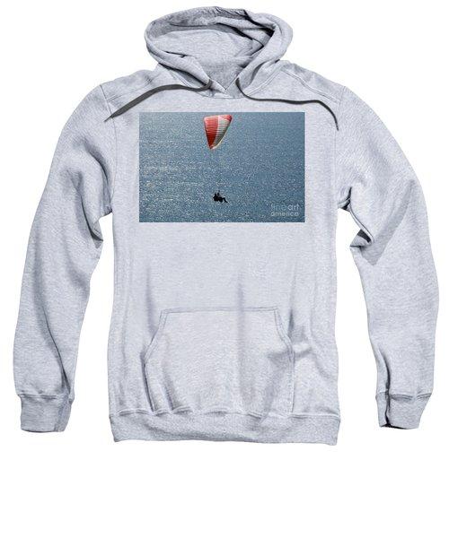 New Photographic Art Print For Sale Hanggliding 8 Sweatshirt