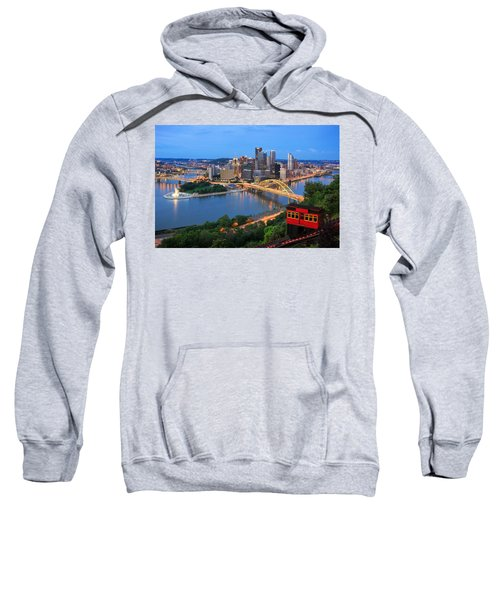 Pittsburgh Summer  Sweatshirt