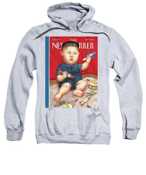New Toys Sweatshirt