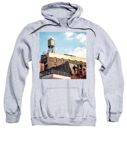 New York City Water Tower 2 Sweatshirt