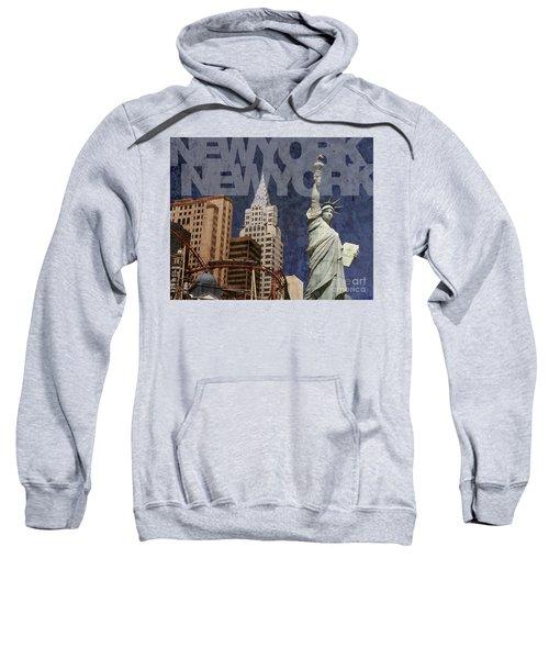 New York New York Las Vegas Sweatshirt