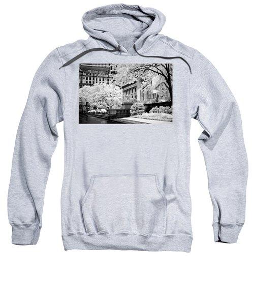 New York Public Library Ir Sweatshirt