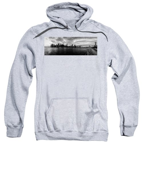 New York Skyline Sweatshirt by Nicklas Gustafsson