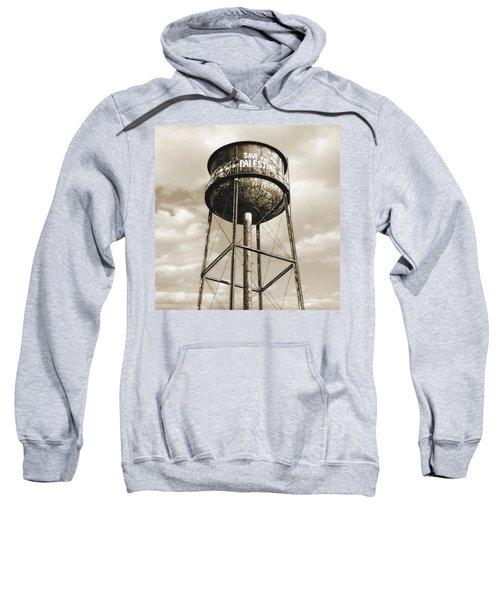 New York Water Towers 11 - Greenpoint Brooklyn Sweatshirt