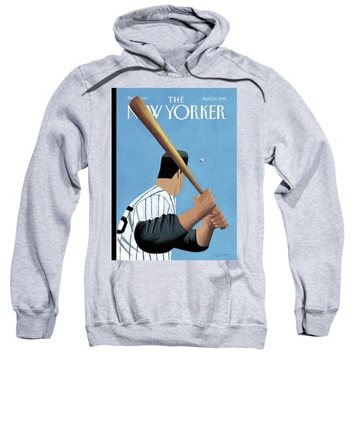 New Yorker April 12th, 1999 Sweatshirt