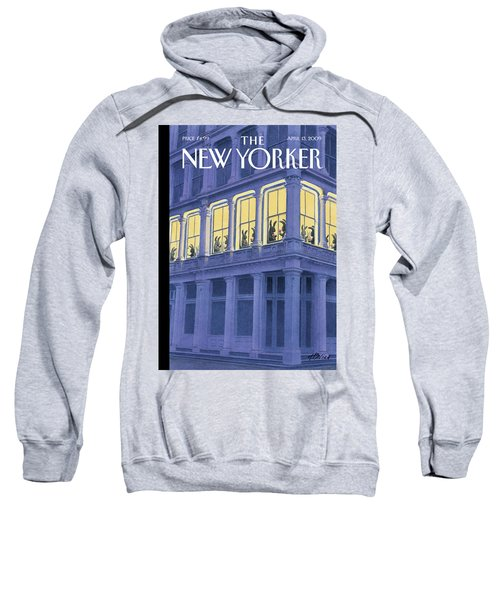 New Yorker April 13th, 2009 Sweatshirt