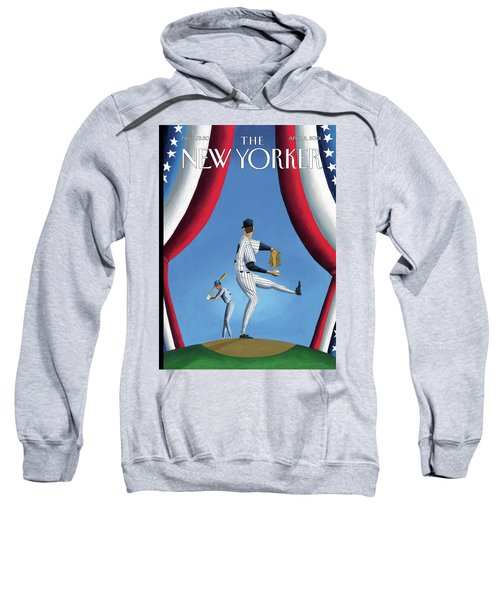 New Yorker April 2nd, 2001 Sweatshirt