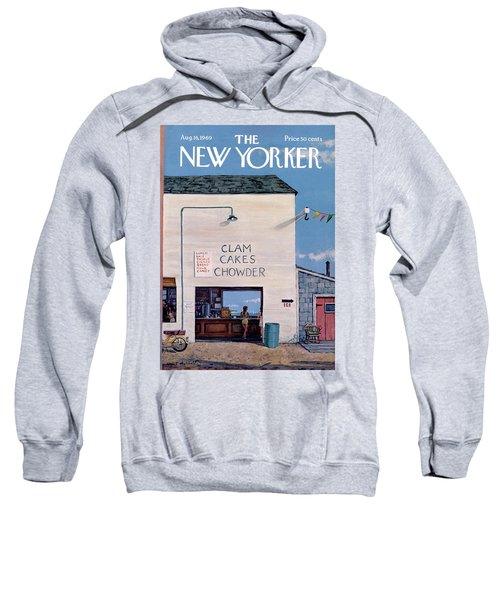 New Yorker August 16th, 1969 Sweatshirt