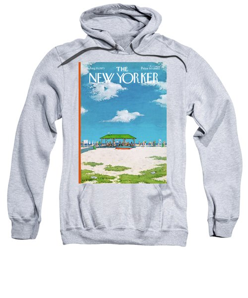 New Yorker August 20th, 1973 Sweatshirt