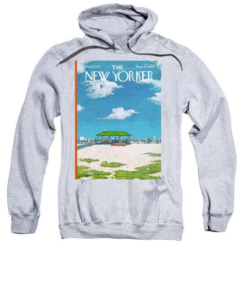 New Yorker August 20th, 1973 Sweatshirt
