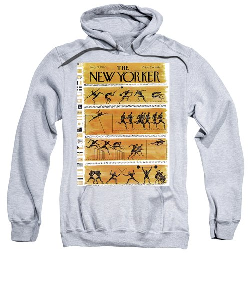 New Yorker August 27th, 1960 Sweatshirt