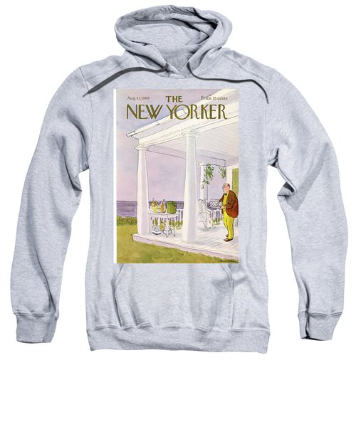 New Yorker August 31st, 1968 Sweatshirt