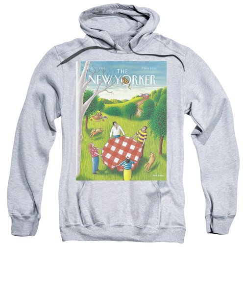 New Yorker August 31st, 1992 Sweatshirt