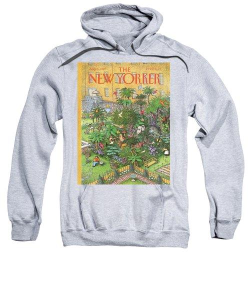 New Yorker August 5th, 1991 Sweatshirt