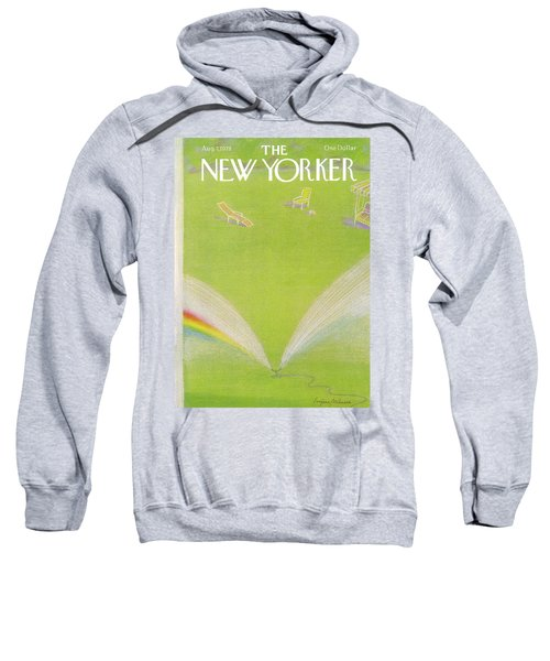 New Yorker August 7th, 1978 Sweatshirt