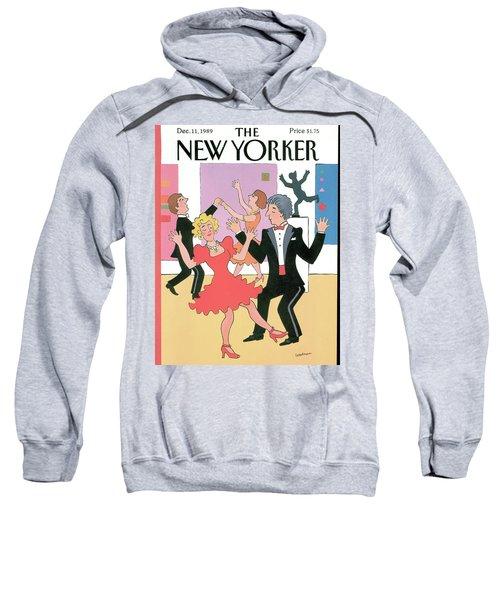 New Yorker December 11th, 1989 Sweatshirt