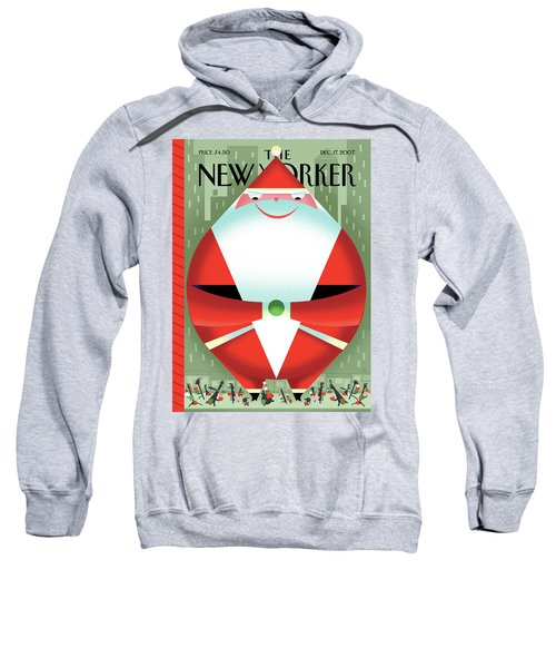 New Yorker December 17th, 2007 Sweatshirt