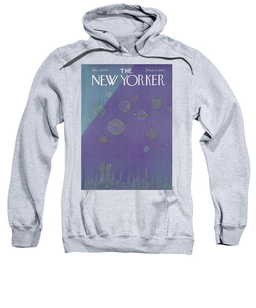 New Yorker December 27th, 1976 Sweatshirt