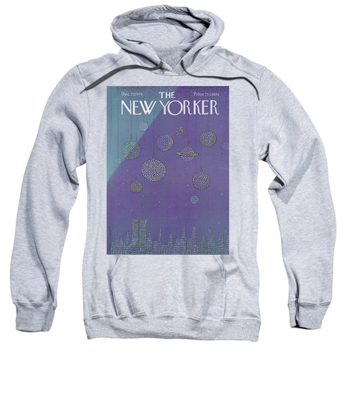 New Yorker December 27th, 1976 Sweatshirt