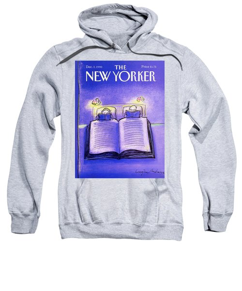 New Yorker December 3rd, 1990 Sweatshirt
