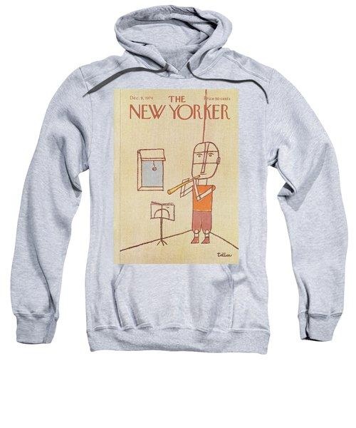 New Yorker December 9th, 1974 Sweatshirt