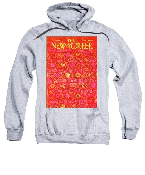 New Yorker February 11th, 1967 Sweatshirt