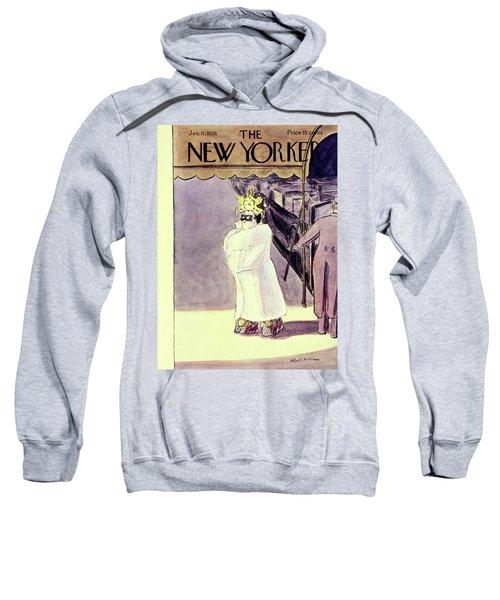 New Yorker January 11 1936 Sweatshirt