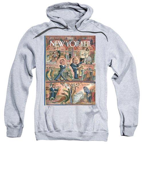 New Yorker January 18th, 1999 Sweatshirt