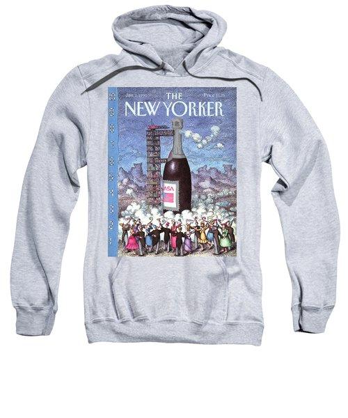 New Yorker January 1st, 1990 Sweatshirt