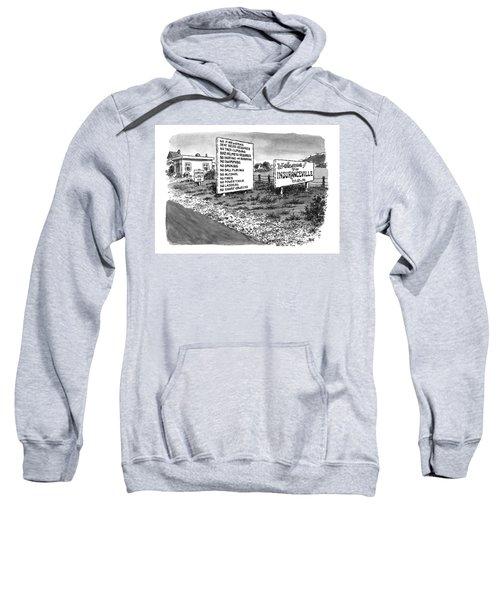 New Yorker January 25th, 1999 Sweatshirt