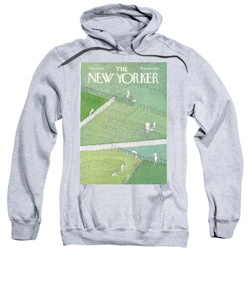 New Yorker July 21st, 1975 Sweatshirt