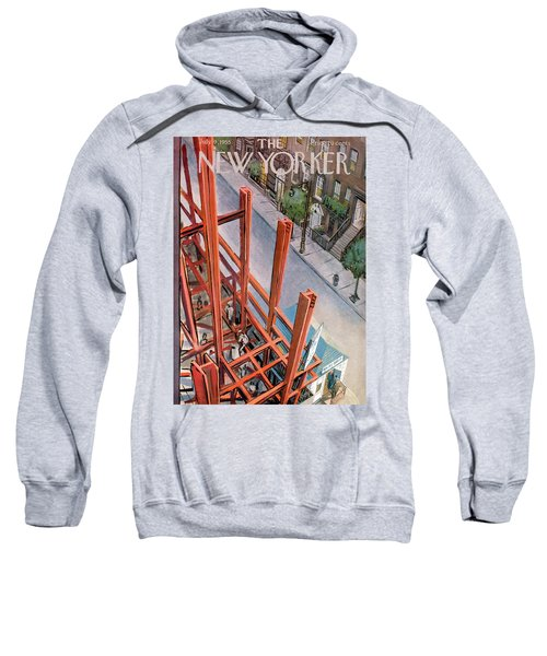 New Yorker July 9th, 1955 Sweatshirt