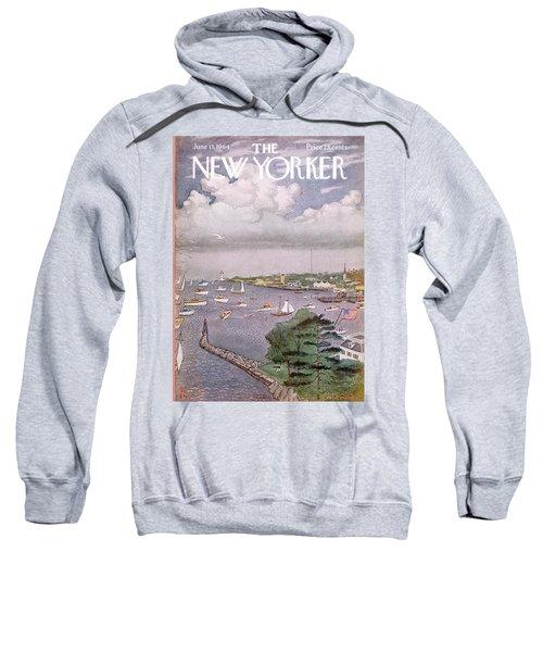 New Yorker June 13th, 1964 Sweatshirt