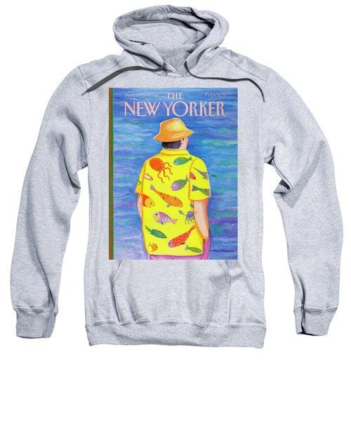 New Yorker June 13th, 1988 Sweatshirt