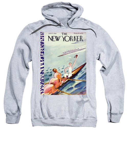 New Yorker June 15 1935 Sweatshirt
