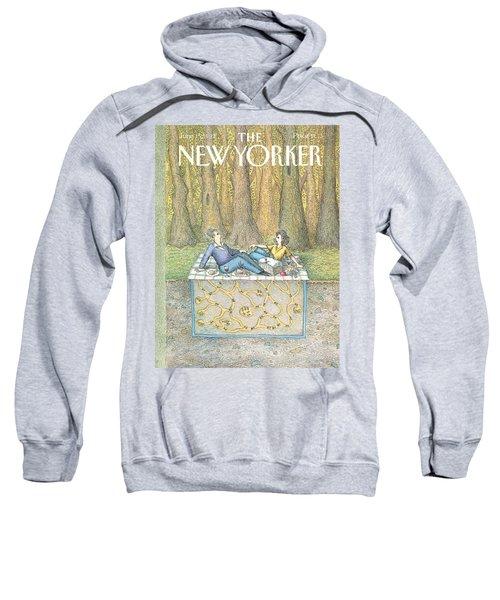 New Yorker June 15th, 1992 Sweatshirt