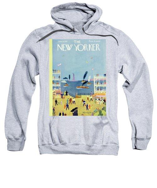 New Yorker June 25 1932 Sweatshirt