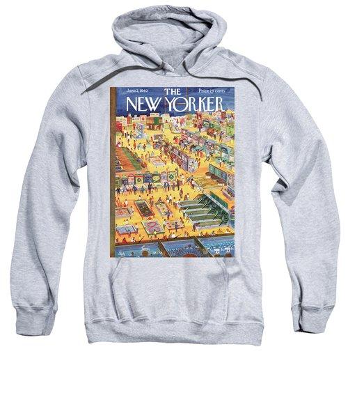 New Yorker June 2nd, 1962 Sweatshirt