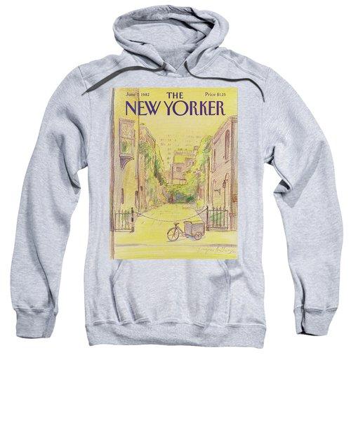 New Yorker June 7th, 1982 Sweatshirt