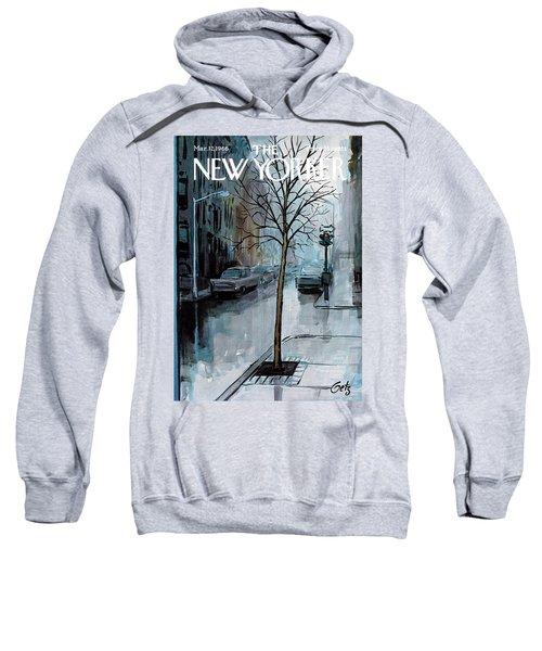 New Yorker March 12th, 1966 Sweatshirt