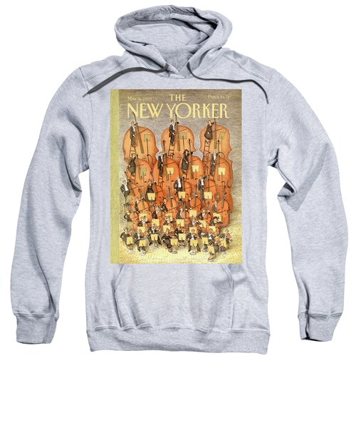 New Yorker March 6th, 1989 Sweatshirt
