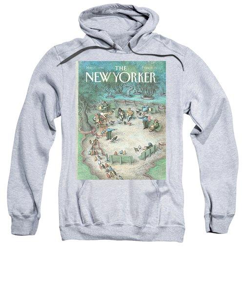 New Yorker May 27th, 1991 Sweatshirt