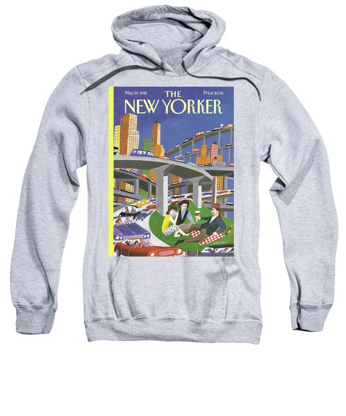 New Yorker May 29th, 1995 Sweatshirt