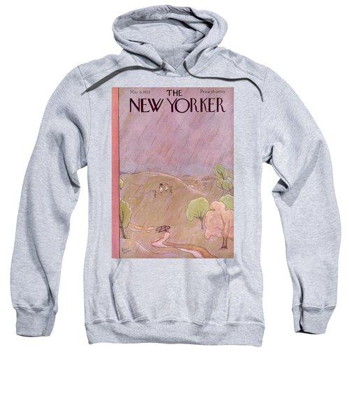 New Yorker May 6th, 1933 Sweatshirt