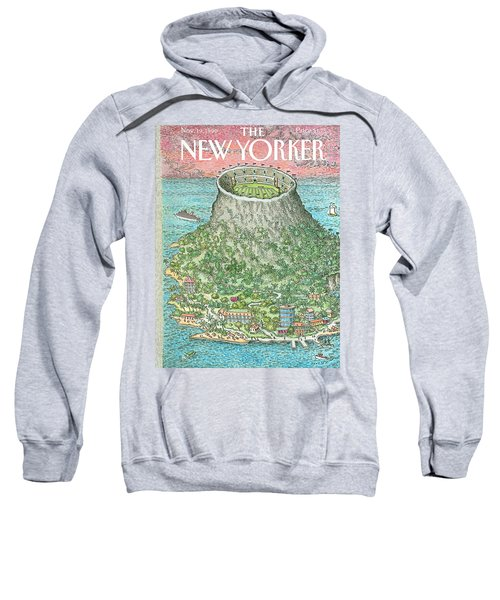 New Yorker November 19th, 1990 Sweatshirt