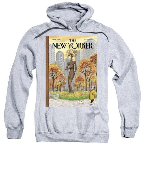 New Yorker November 19th, 2001 Sweatshirt